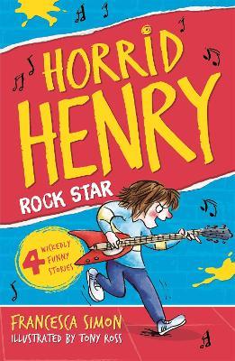 Horrid Henry Rocks book