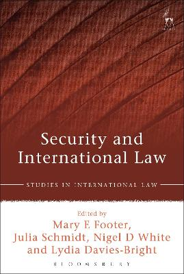 Security and International Law by Lydia Davies-Bright