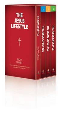 The Jesus Lifestyle Boxed Set by Nicky Gumbel