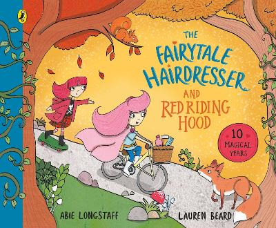 The Fairytale Hairdresser and Red Riding Hood book