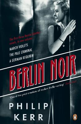 Berlin Noir book
