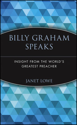 Billy Graham Speaks by Billy Graham