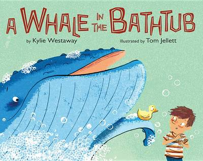 Whale in the Bathtub by Kylie Westaway