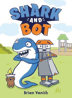 Shark and Bot #1 by Brian Yanish