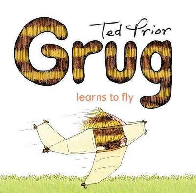 Grug Learns To Fly book
