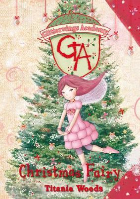 Christmas Fairy by Titania Woods