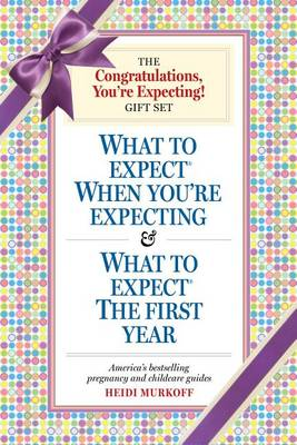 Congratulations, You're Expecting! Gift Set book