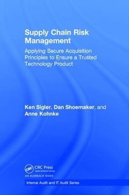 Supply Chain Risk Management by Ken Sigler
