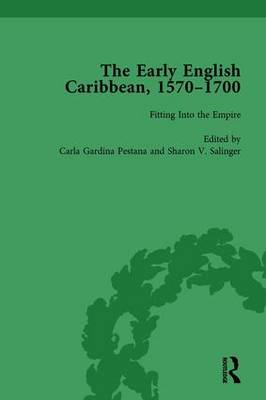 The The Early English Caribbean, 1570-1700 Vol 2 by Carla Gardina Pestana