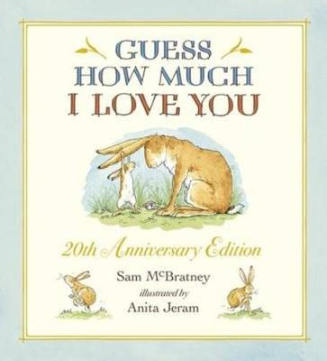 Guess How Much I Love You Anniversary Slipcase by Sam McBratney