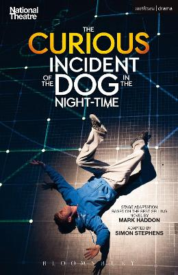 The Curious Incident of the Dog in the Night-Time by Simon Stephens