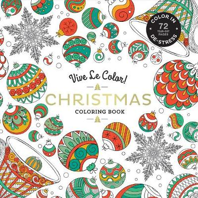 Christmas ( Coloring Book ) by Abrams Noterie