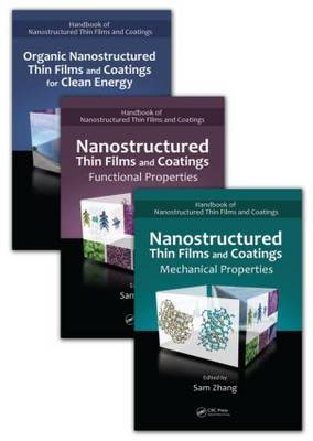 Handbook of Nanostructured Thin Films and Coatings by Sam Zhang