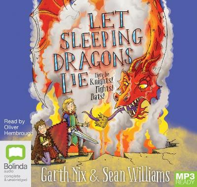 Let Sleeping Dragons Lie by Garth Nix
