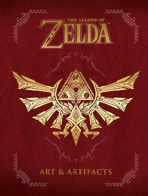 Legend Of Zelda, The: Art & Artifacts by Nintendo USA