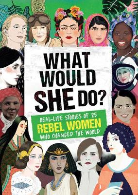 What Would She Do? book