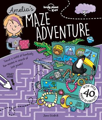 Amelia's Maze Adventure by Lonely Planet Kids