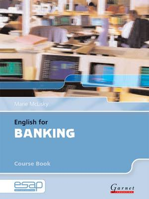 English for Banking Course Book + CDs by Marie McClisky