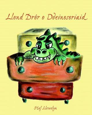 Llond Dror o Ddeinosoriaid by Haf Llewelyn