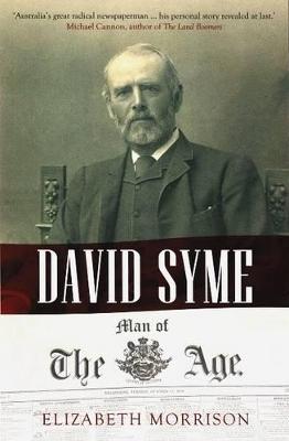 David Syme book