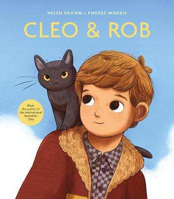 Cleo and Rob book