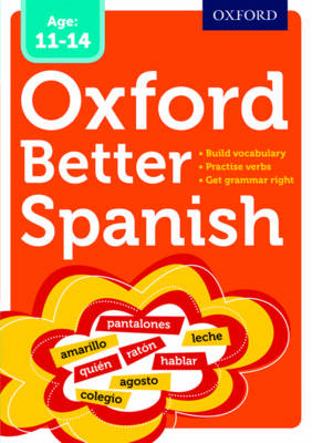 Oxford Better Spanish book