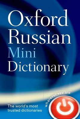 Oxford Russian Mini Dictionary by Oxford Languages