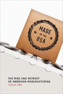 Made in the USA by Vaclav Smil