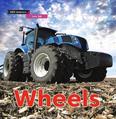 Let's Talk: Wheels by Katie Woolley