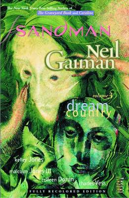 Sandman TP Vol 03 Dream Country New Ed by Neil Gaiman