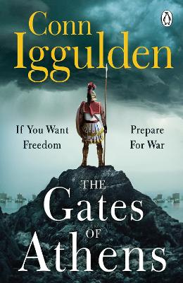 The Gates of Athens: Book One in the Athenian series book