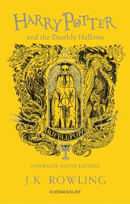 Harry Potter and the Deathly Hallows - Hufflepuff Edition book