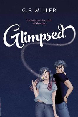 Glimpsed book