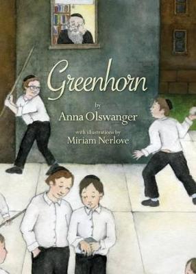 Greenhorn by Anna Olswanger