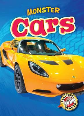 Monster Machines: Cars by Nick Gordon