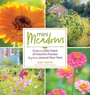 Mini Meadows: Grow a Little Patch of Colorful Flowers Anywhere around Your Yard by Mike Lizotte