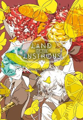 Land Of The Lustrous 5 book
