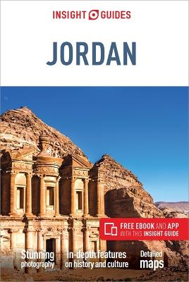Insight Guides Jordan by