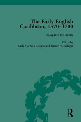 Early English Caribbean, 1570-1700 book