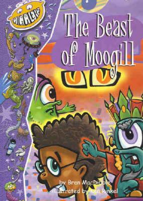 Beast of Moogill by Bren MacDibble