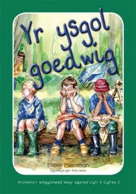 Archwilio'r Amgylchedd Awyr Agored yn y Cyfnod Sylfaen - Cyfres 2: Ysgol Goedwig, Yr by Eileen Merriman