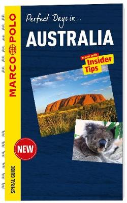Australia Marco Polo Travel Guide - with pull out map by Marco Polo