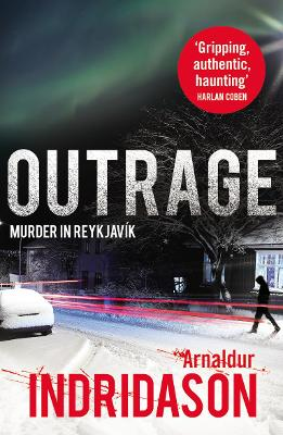 Outrage book