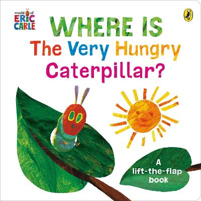 Where is the Very Hungry Caterpillar? book