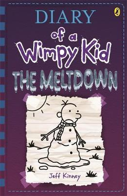 The Meltdown: Diary of a Wimpy Kid (13) by Jeff Kinney