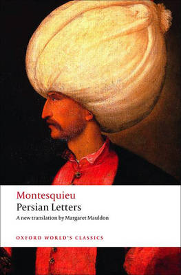 Persian Letters by Andrew Kahn