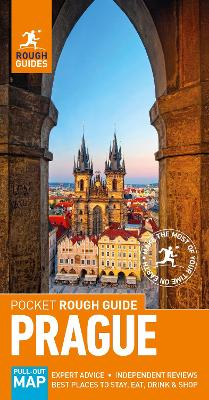Pocket Rough Guide Prague by Rough Guides