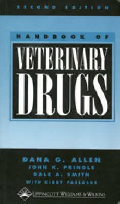 Handbook of Veterinary Drugs book