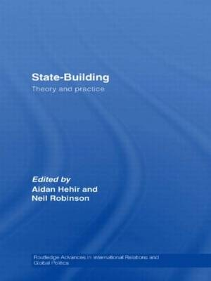 State-Building book