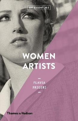 Women Artists by Flavia Frigeri